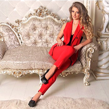 Valeria,オデッサ(ウクライナ)