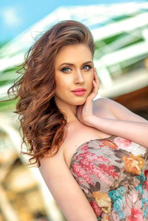 Anastasia,オデッサ(ウクライナ)