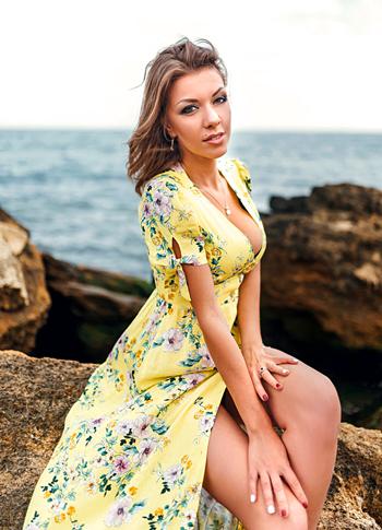 Kristina,オデッサ(ウクライナ)