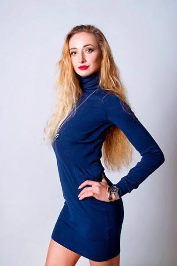 Oksana,ザポロジェ(ウクライナ)