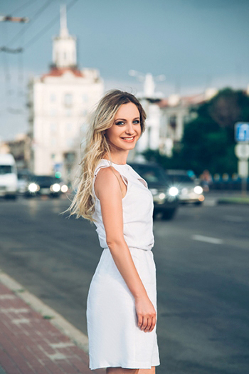 Anna,ザポロジェ(ウクライナ)
