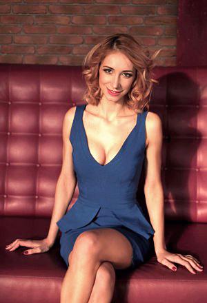 Olga,ニコライエフ(ウクライナ)